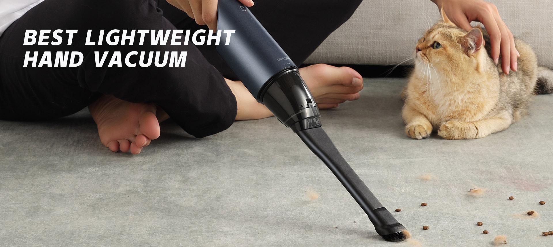 Best Lightweight Hand Vacuum