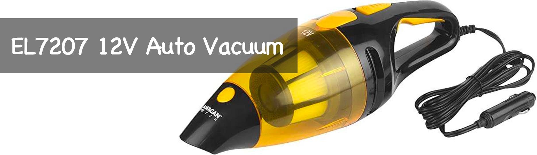 EL7207 12V Auto Vacuum