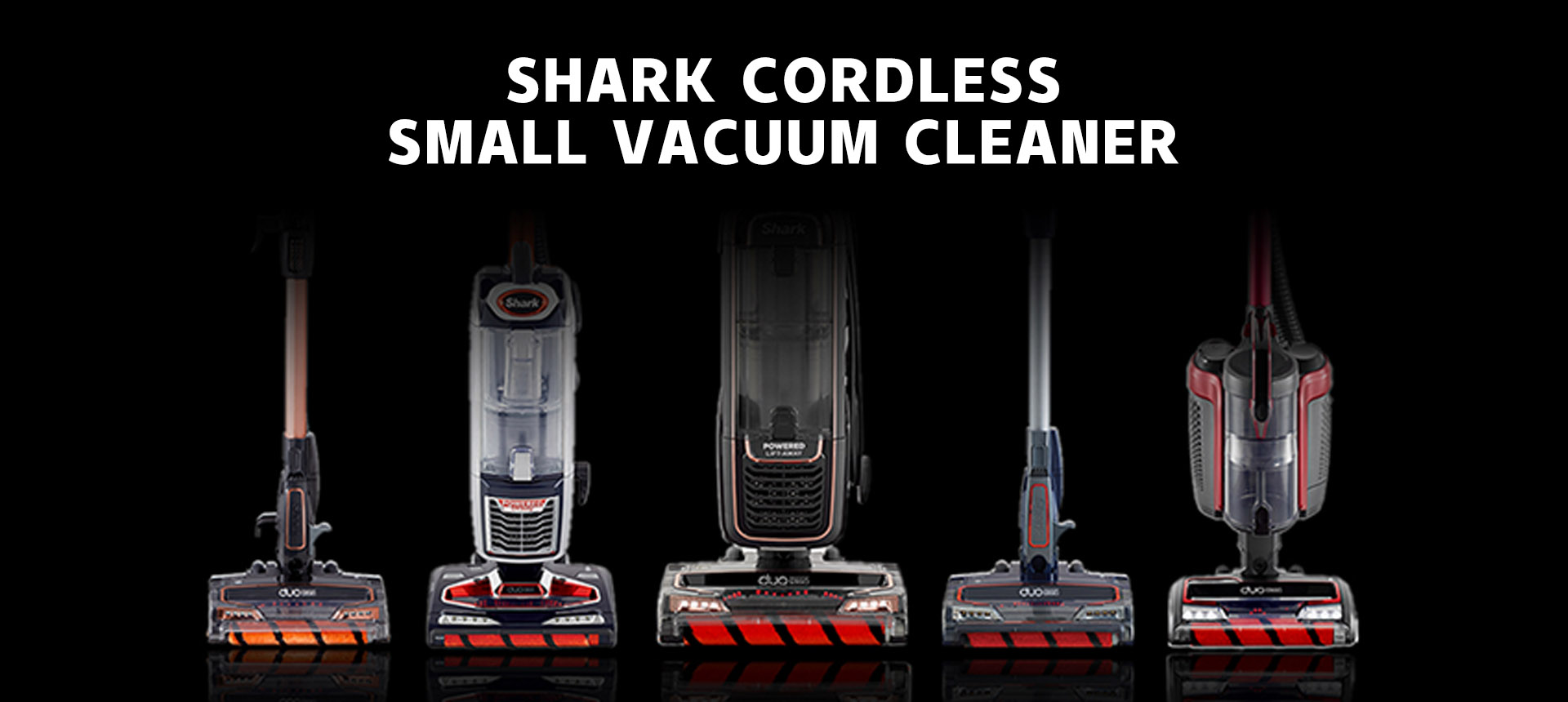 Shark Cordless Small Vacuum Cleaner