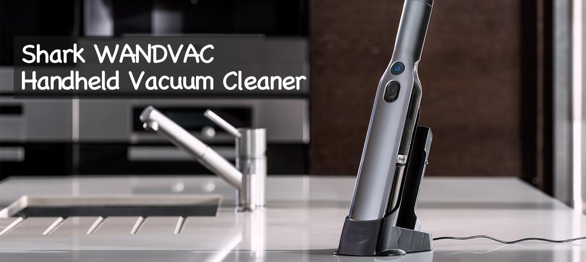 Shark WANDVAC Handheld Vacuum Cleaner