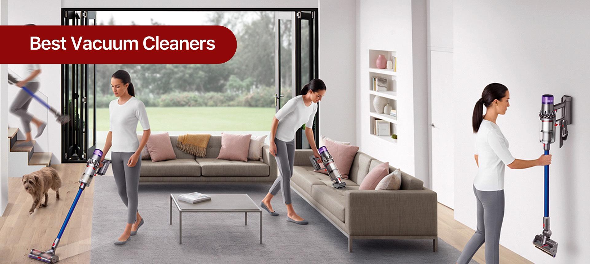 Choose Best Vacuum Cleaners