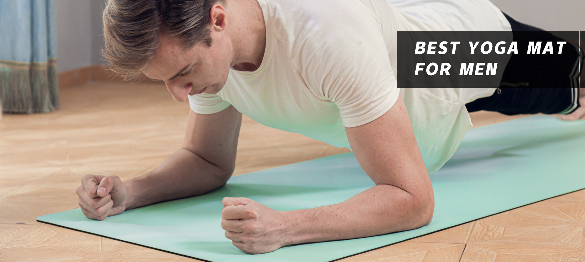 Best Yoga Mat for Men