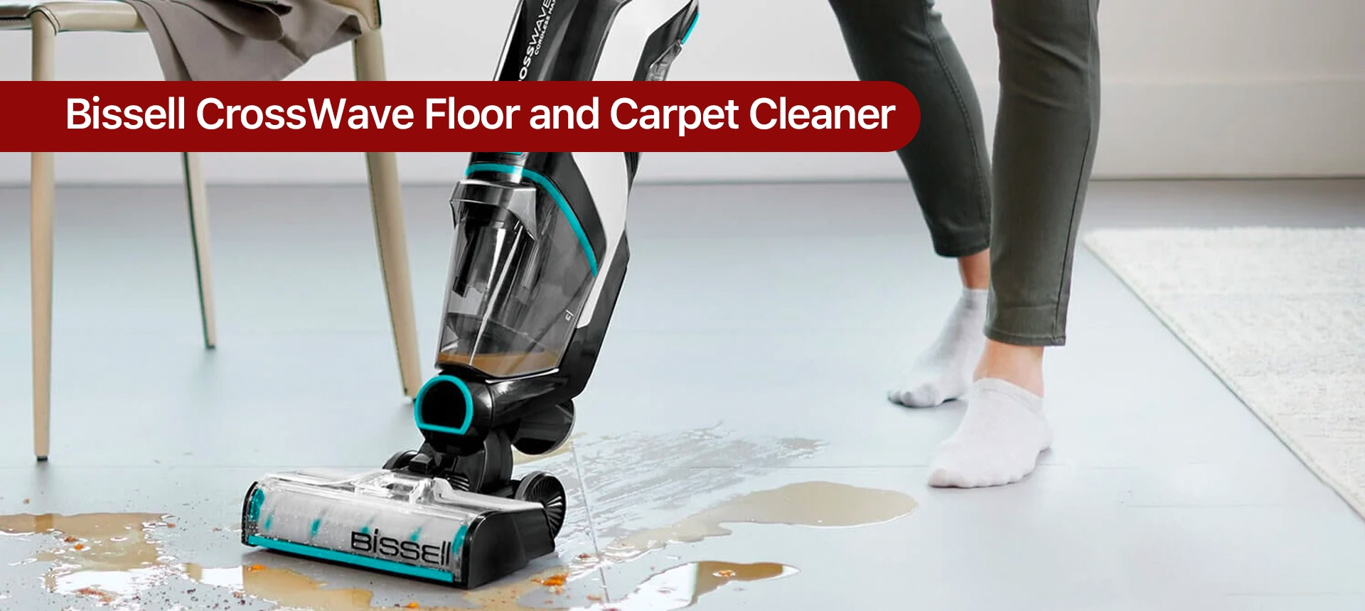 Floor and Carpet Cleaner