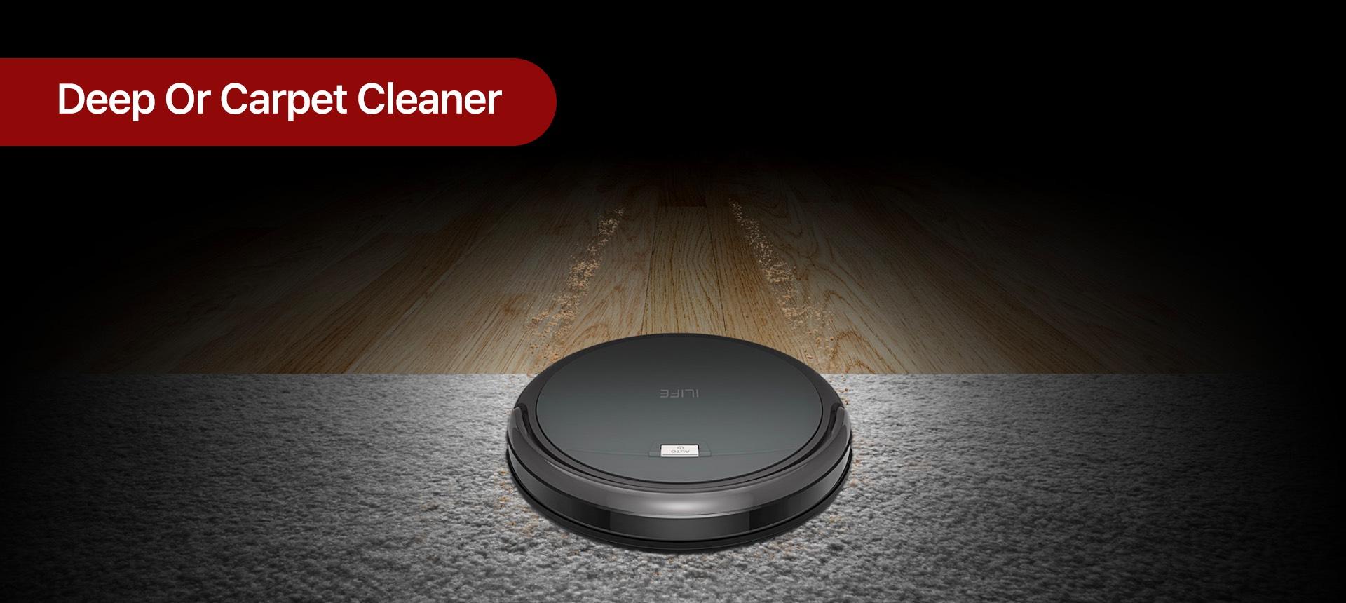 Deep or Carpet Cleaner