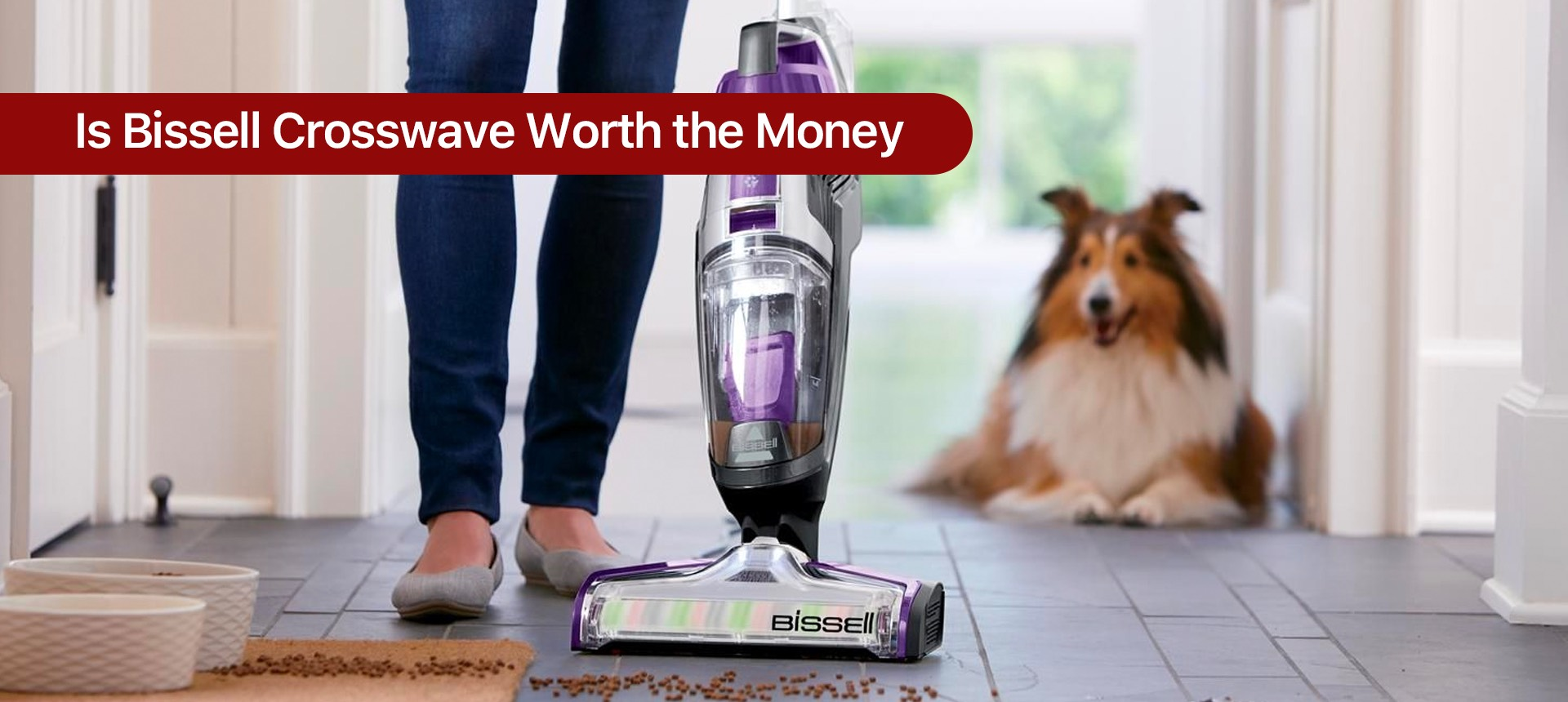 Is Bissell Crosswave Worth the Money