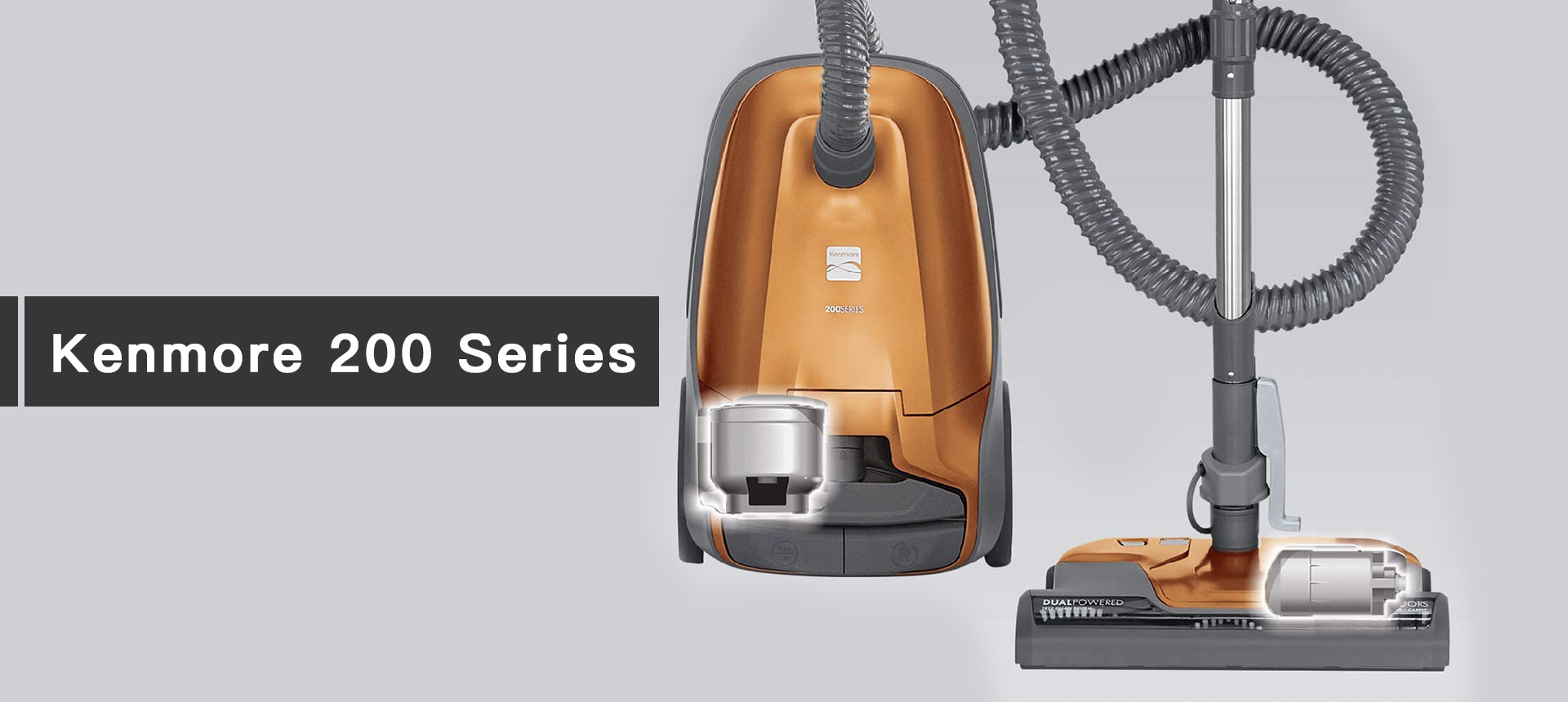 Kenmore 200 Series vacuum