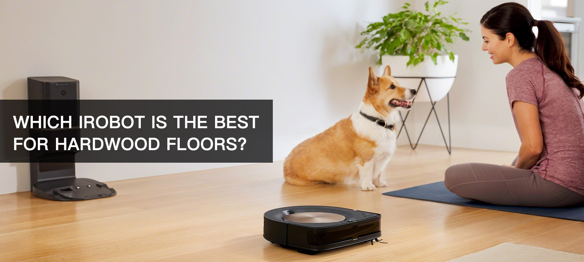 Which iRobot is the Best for Hardwood Floors