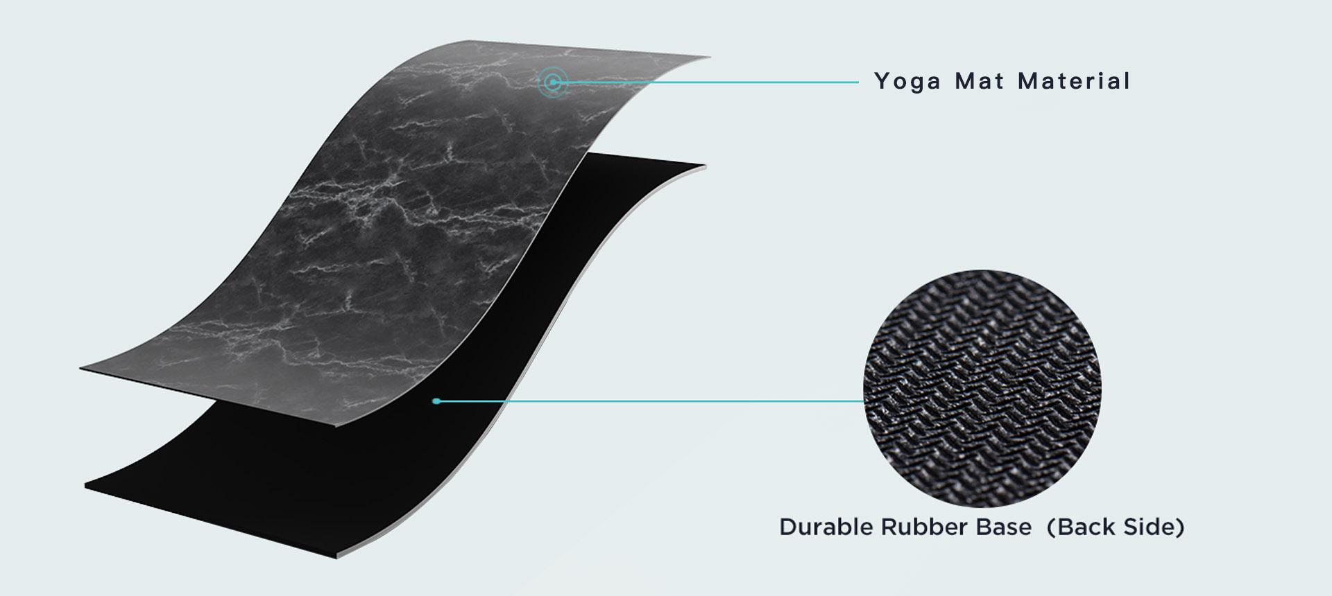 Yoga Mat Material