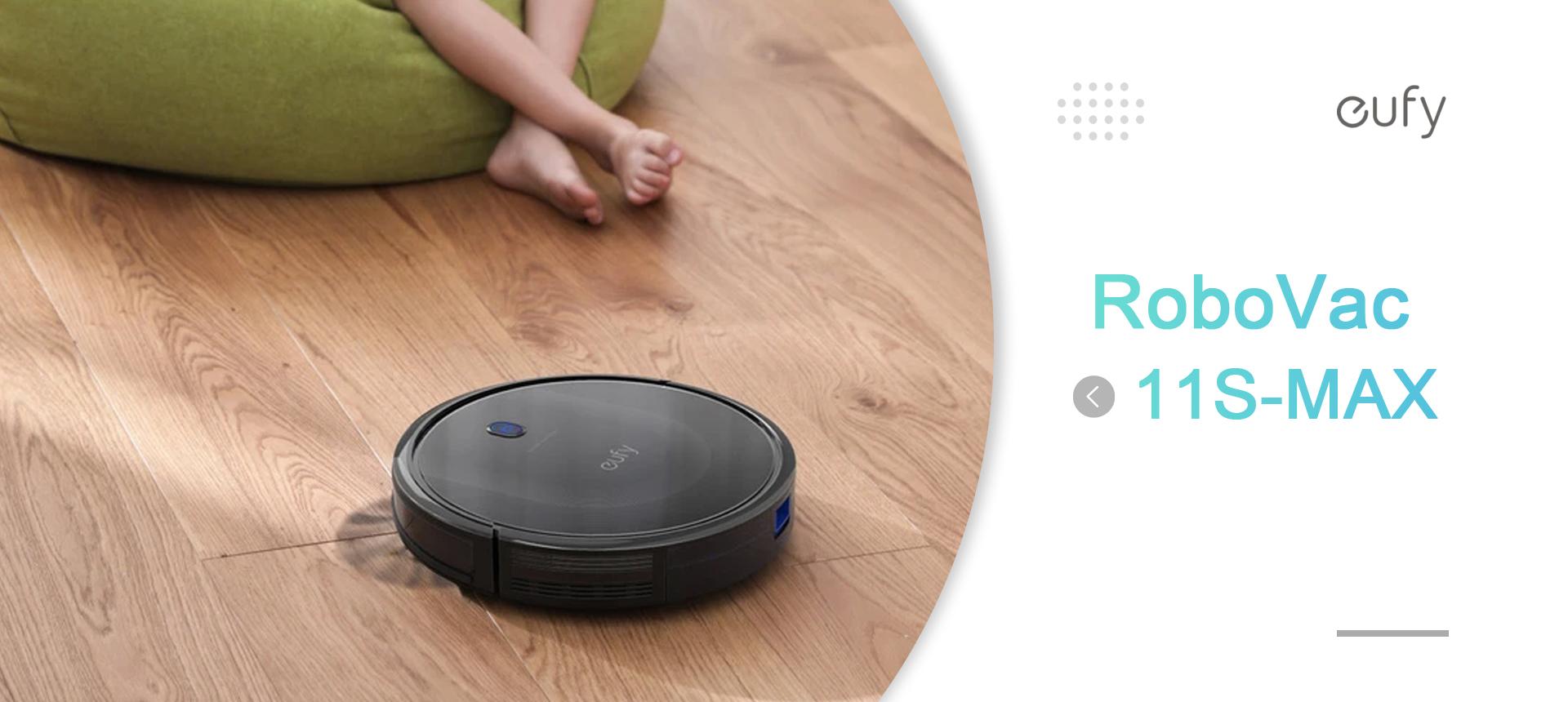 eufy RoboVac 11S MAX