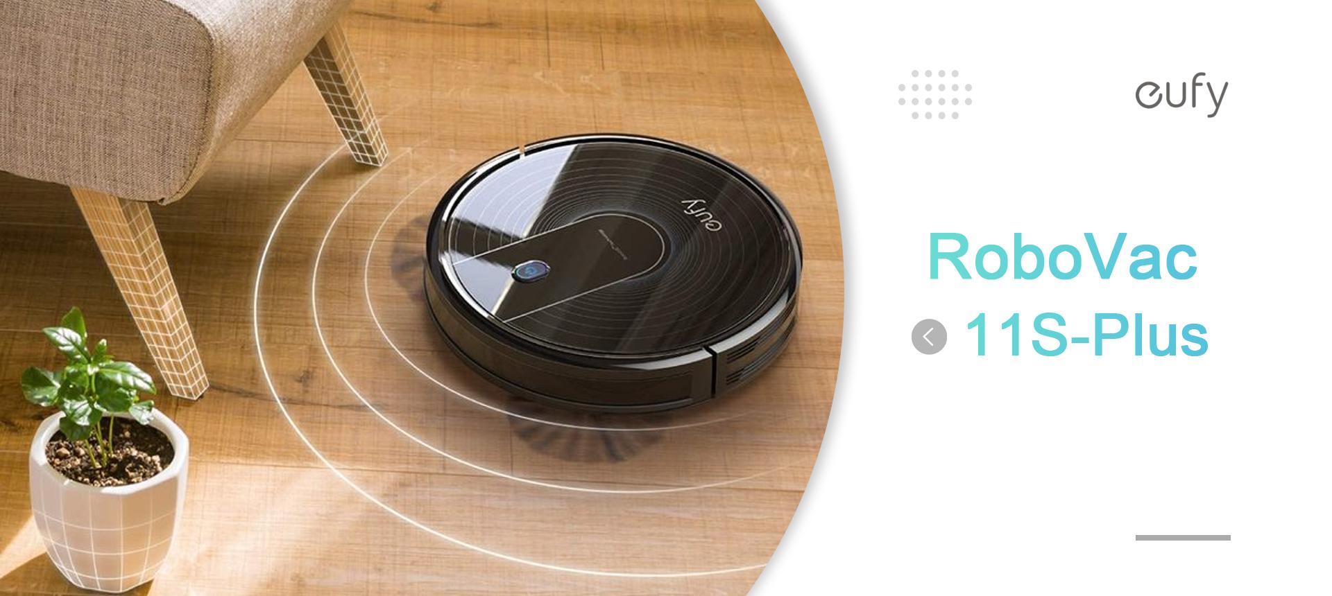 eufy 11S Plus Robotic Vacuum
