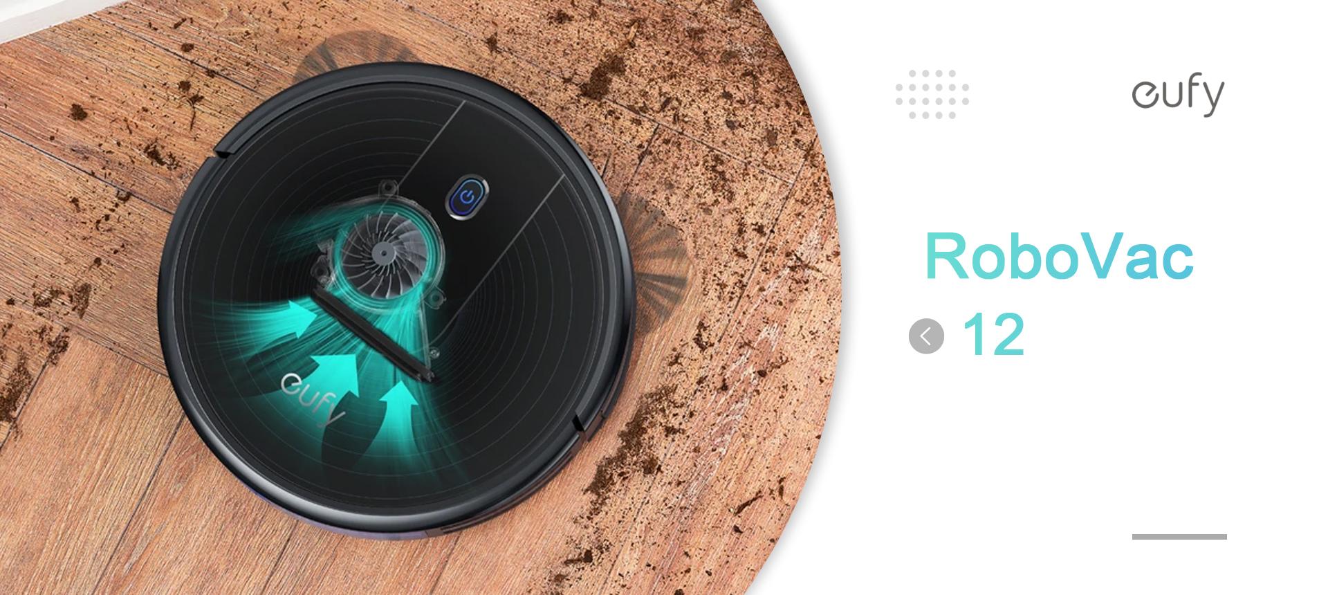 eufy RoboVac 12