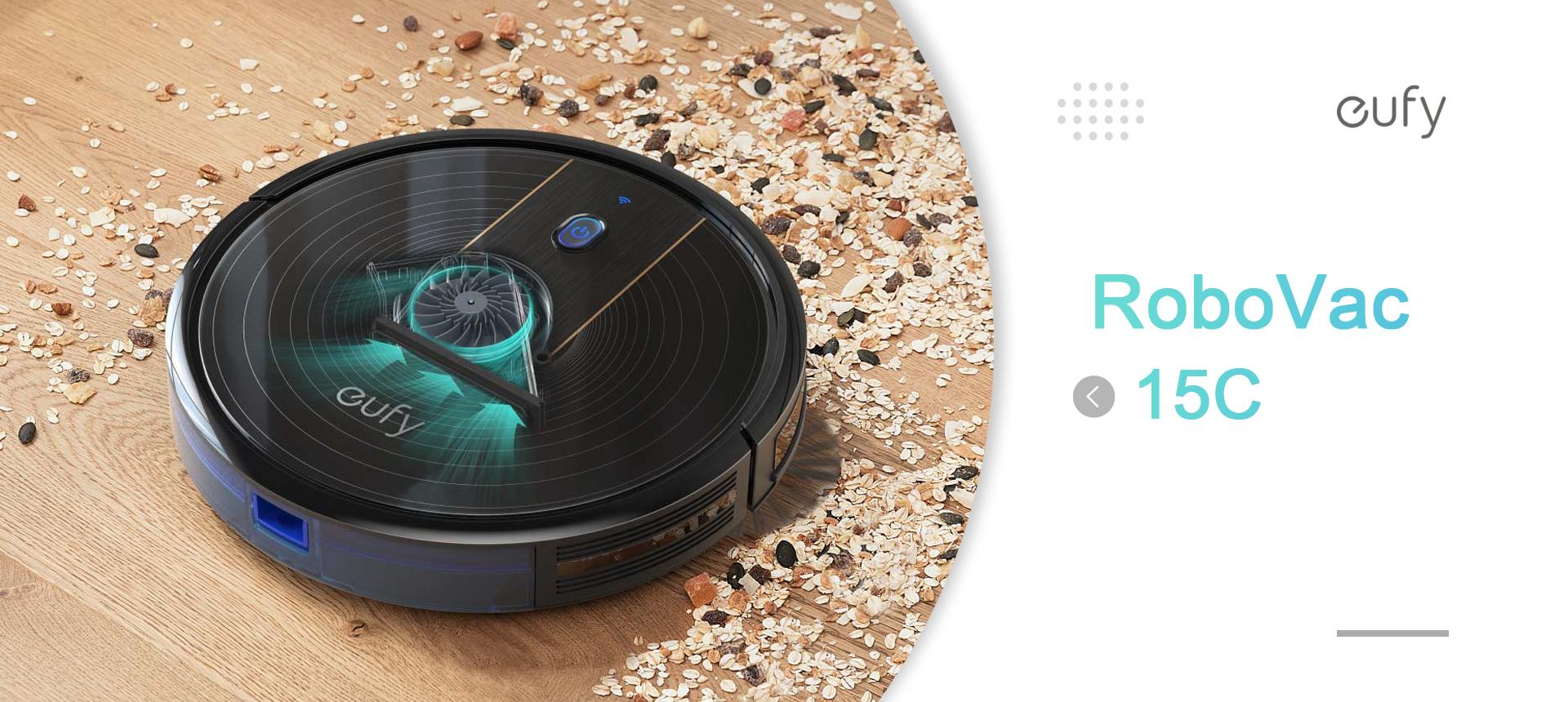 eufy RoboVac 15C