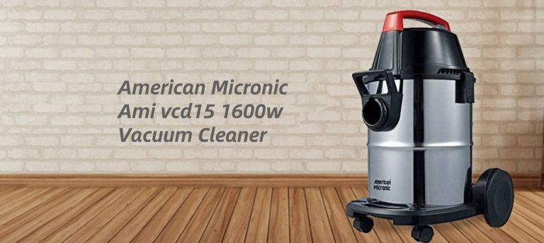 American micronic ami vcd15
