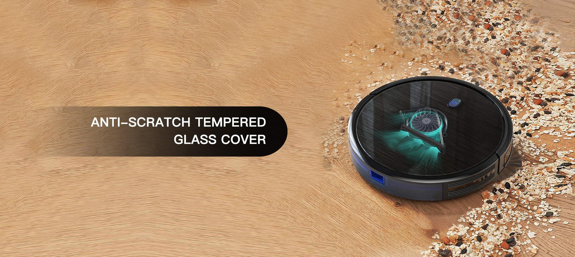 Anti-scratch Tempered Glass Cover