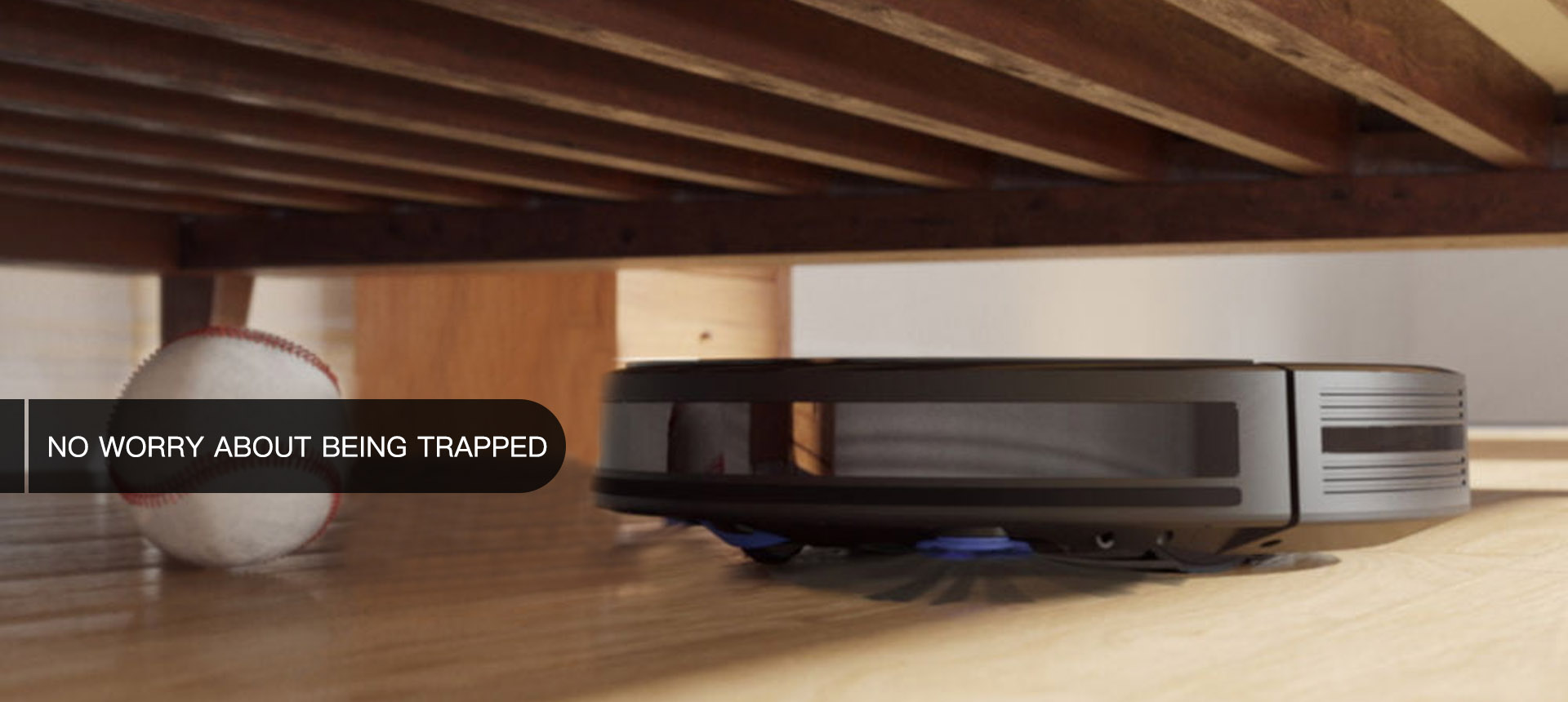 Cleaning Under Furnishings
