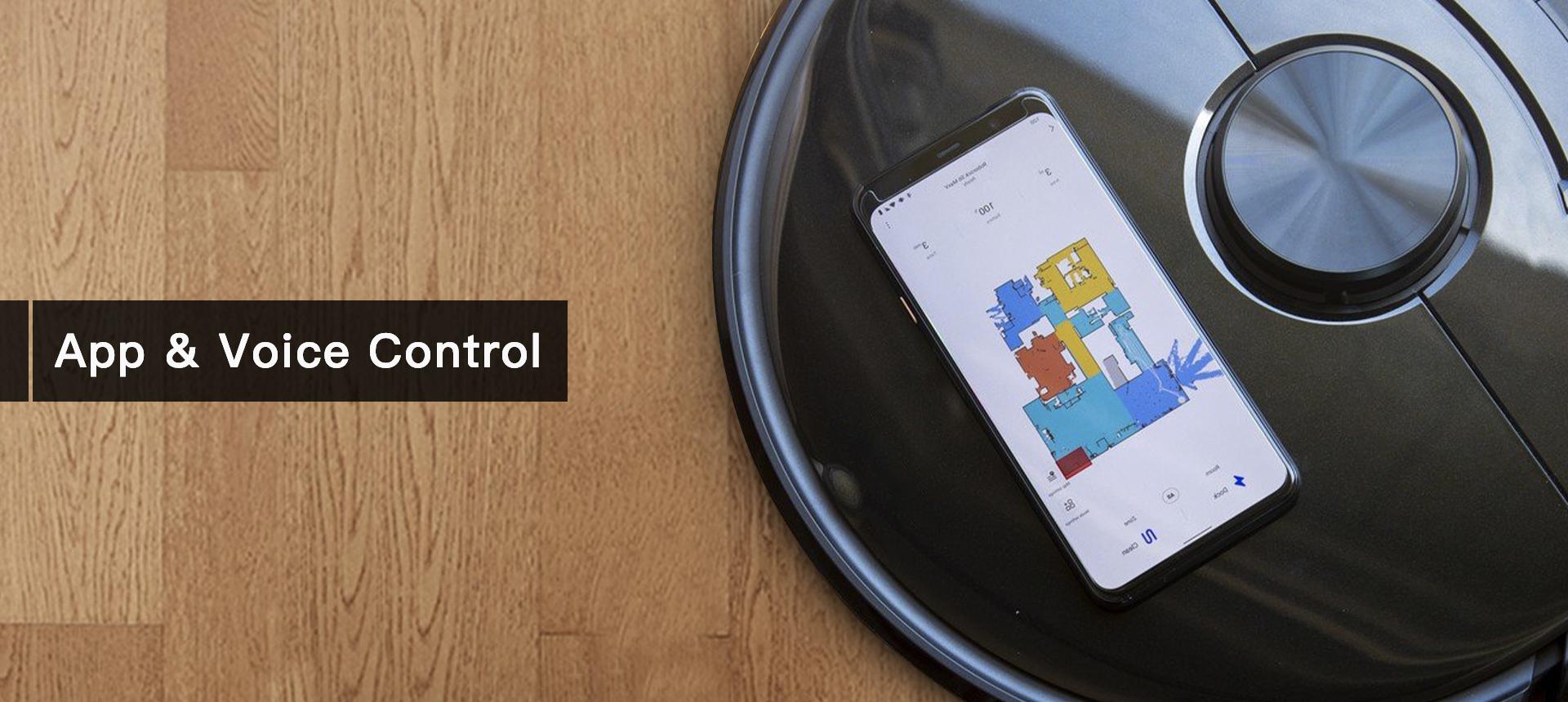 Roborock S6 Mobile App