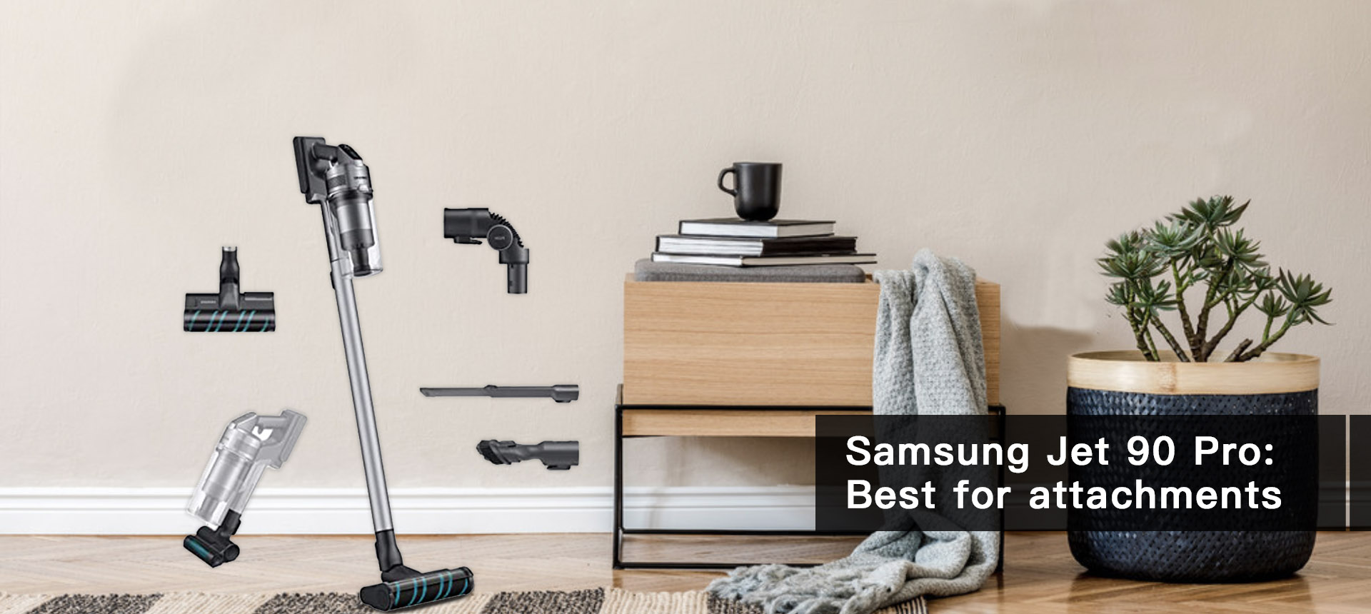 Samsung Jet 90 Pro VS20R9049S3 Cordless Vacuum Cleaner