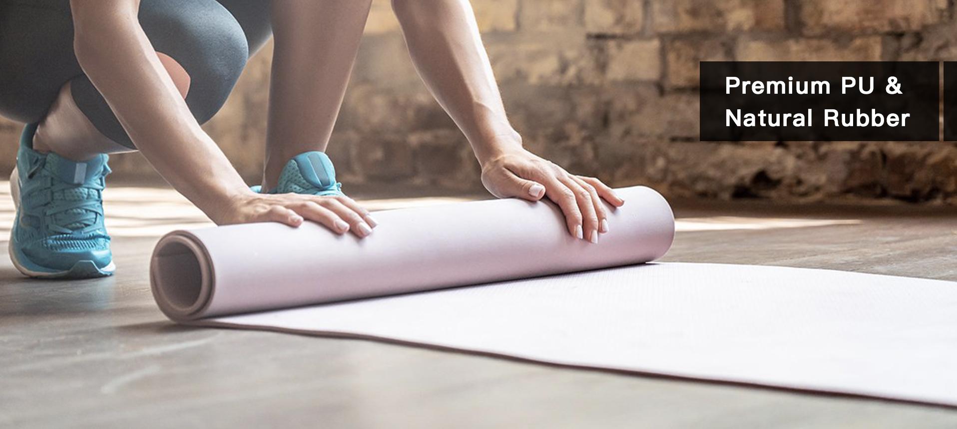 Sharklet yoga mats
