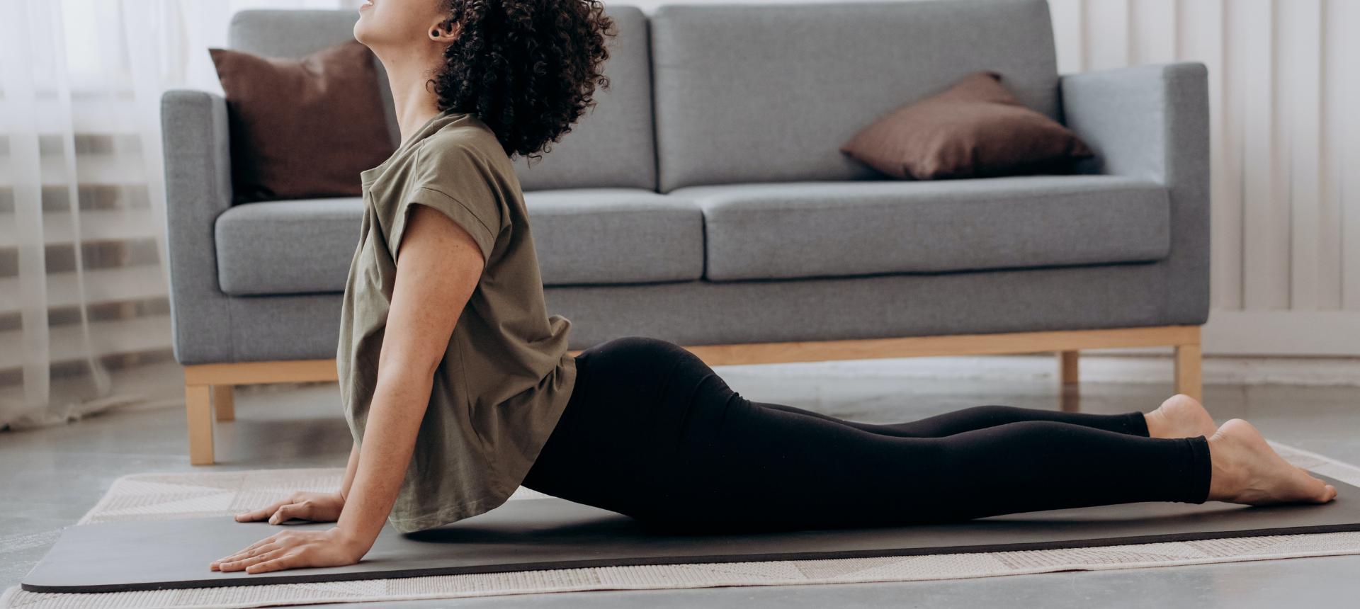 best yoga mat for bad knees
