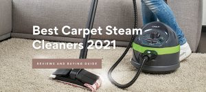 Best Carpet Steam Cleaners 2021