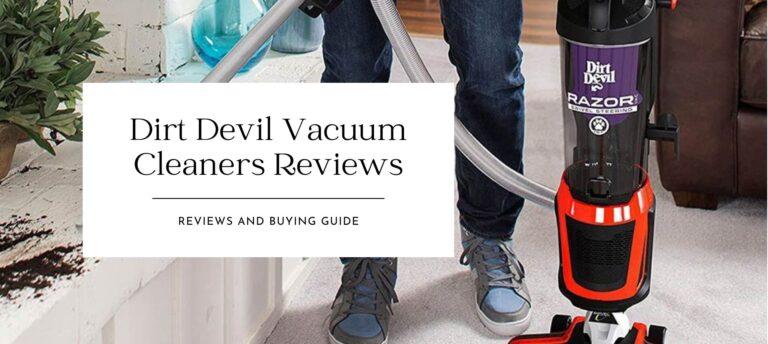Best Dirt Devil Vacuum Cleaners Reviews 2021