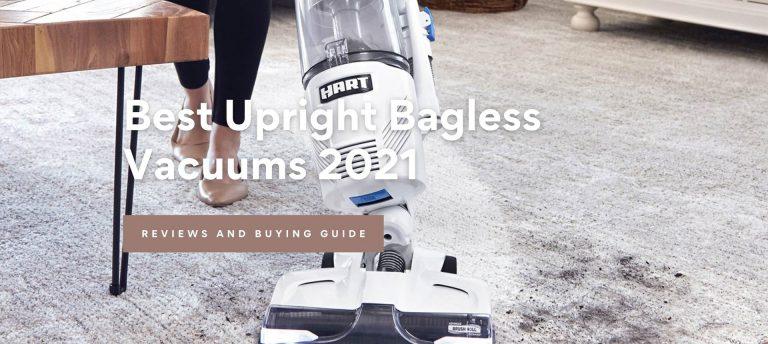 Best Upright Bagless Vacuums 2021