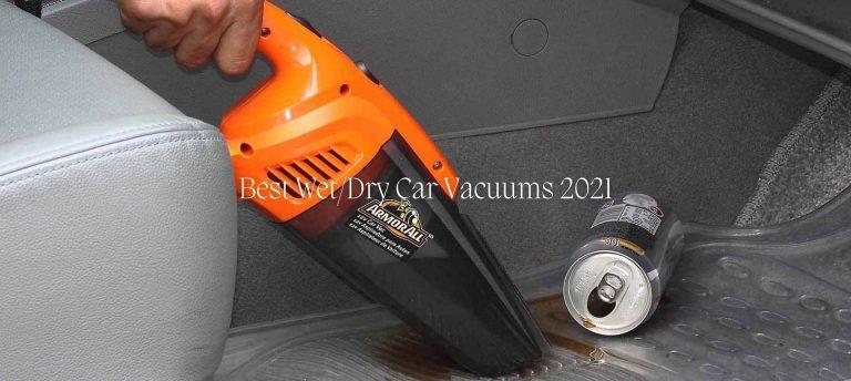 Best Wet/Dry Car Vacuums 2021
