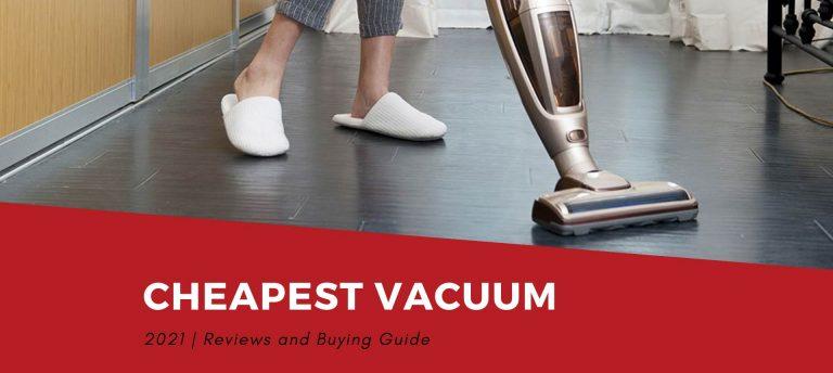 Cheapest Vacuum Cleaner 2021, Under $100