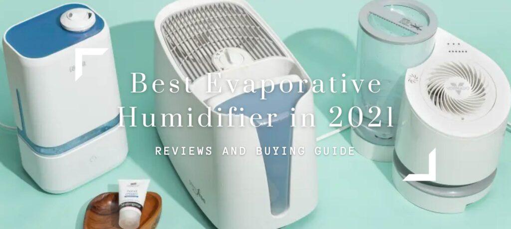 Best Evaporative Humidifier in 2021