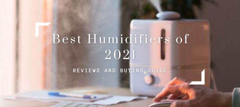 Best air purifiers 2021