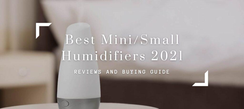Best Mini/Small Humidifiers 2021