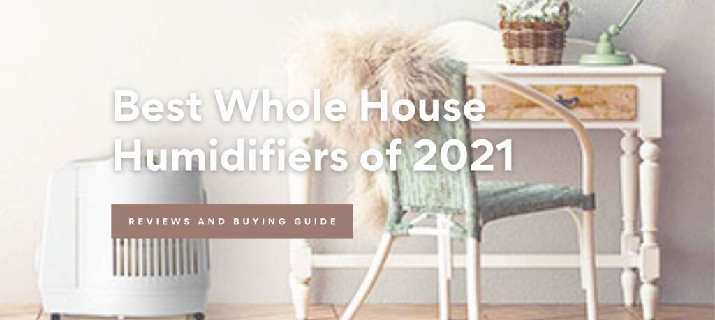 Best Whole House Humidifiers of 2021