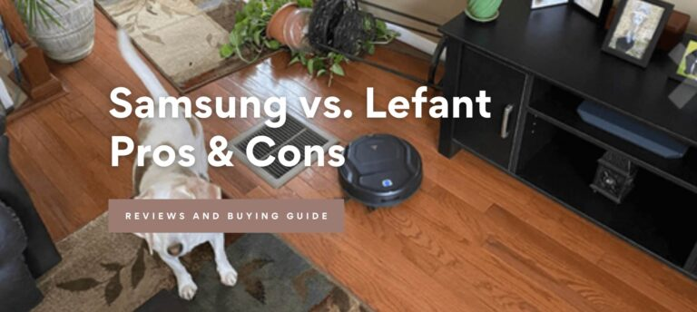 Samsung vs. Lefant, Pros & Cons