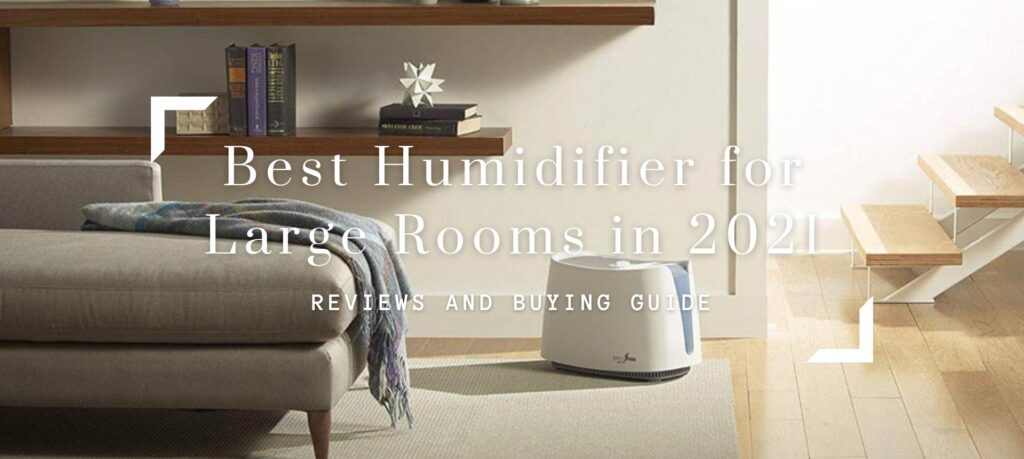 The Best Humidifier for Large Rooms in 2021