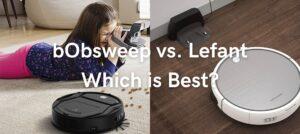 bObsweep vs. Lefant